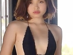 Pretty Asian Doll Softcore Idol Model