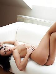 Aprilia in Diurno by Erro - Erotic and nude pussy pics at GirlSoftcore.com