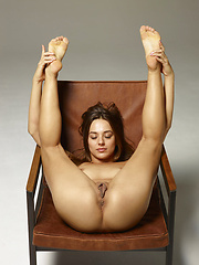 Dominika is always ready to take the rough with the smooth - Erotic and nude pussy pics at GirlSoftcore.com