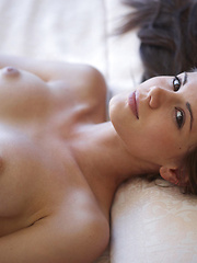 Teen model Caprice is tempting herself - Erotic and nude pussy pics at GirlSoftcore.com