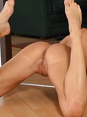 Heavy dildo fucking of hot Moira. - Erotic and nude pussy pics at GirlSoftcore.com