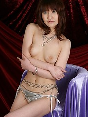 Horny babe Misuzu Imai possing in sexy bikini - Erotic and nude pussy pics at GirlSoftcore.com