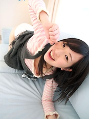 Chiharu Sugizaki getting naked - Erotic and nude pussy pics at GirlSoftcore.com