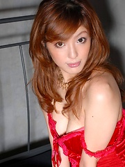 Lovely Asian tramp has a hot set of tits and nice hairy twat - Erotic and nude pussy pics at GirlSoftcore.com