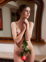 Blooming lust - Erotic and nude pussy pics at GirlSoftcore.com