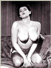 Vintage chicks in nylons! - Erotic and nude pussy pics at GirlSoftcore.com
