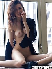 Caitlin McSwain Black Robe