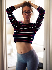 Sabrina Bunny Keeps it Real - Erotic and nude pussy pics at GirlSoftcore.com