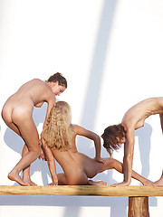 Erotic pics of sexy skinny girls - Erotic and nude pussy pics at GirlSoftcore.com