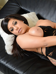 Briana Lee Extreme New Years 2013 - Erotic and nude pussy pics at GirlSoftcore.com