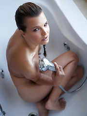 Carina in Labrum by Erro - Erotic and nude pussy pics at GirlSoftcore.com
