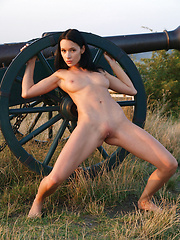 Gwen has an awesome body and a great spirit that shines in all her shoots.