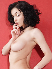 Jenya is the embodiment of sexy, she has a body to quit your job for.