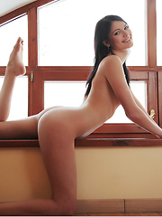 Sweet girl from Ukraine named Nichole - Erotic and nude pussy pics at GirlSoftcore.com