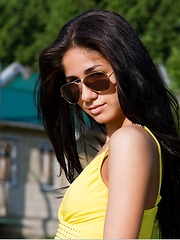 Hot russian cutie Malina