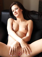 An amazing display of breathtaking   curves from an equally impressive build,   boasting of gorgeous luscious knockers,   and amazingly long and svelte legs. - Erotic and nude pussy pics at GirlSoftcore.com