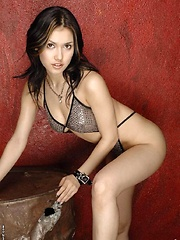 Beautiful Maria Ozawa in swimsuit solo - Erotic and nude pussy pics at GirlSoftcore.com