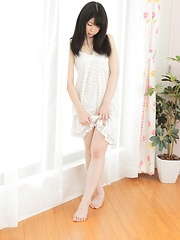 Japanese adult model Mina Morioka - Erotic and nude pussy pics at GirlSoftcore.com