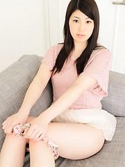Japanese cutie Mayuka Ikeda - Erotic and nude pussy pics at GirlSoftcore.com
