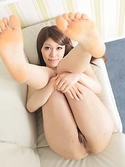 Japanese model Kiyoha Nagasaki - Erotic and nude pussy pics at GirlSoftcore.com