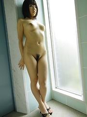 Nalgasclub model Kaori - Erotic and nude pussy pics at GirlSoftcore.com