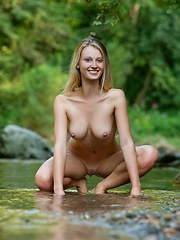 Silent Waters - Erotic and nude pussy pics at GirlSoftcore.com
