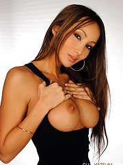 Some of the best from legendary Asian superstar Katsuni - Erotic and nude pussy pics at GirlSoftcore.com
