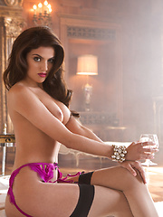Miss August 2013 - Erotic and nude pussy pics at GirlSoftcore.com