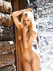 WINTER WONDERLAND  From ski bunny to Playboy bunny - Erotic and nude pussy pics at GirlSoftcore.com