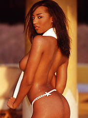 Playmate of the Month July 2000 - Neferteri Shepherd… - Erotic and nude pussy pics at GirlSoftcore.com