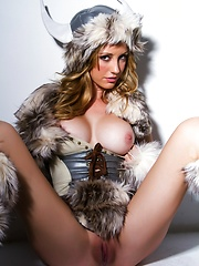 Brett is the hottest viking ever - Erotic and nude pussy pics at GirlSoftcore.com