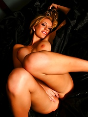 Sexy Brett gets totally nude - Erotic and nude pussy pics at GirlSoftcore.com