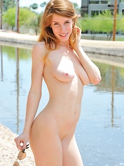 Bethany Casual Presentation - Erotic and nude pussy pics at GirlSoftcore.com