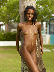 Valerie knows how to stretch her sexy legs and she wants you to join her. - Erotic and nude pussy pics at GirlSoftcore.com