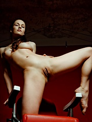 Deep Red - Erotic and nude pussy pics at GirlSoftcore.com