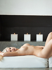 Blonde Ambition - Erotic and nude pussy pics at GirlSoftcore.com