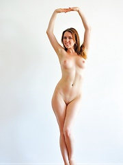 Dancing nude with Thena - Erotic and nude pussy pics at GirlSoftcore.com
