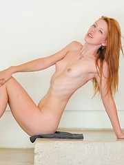 Lovely leggy Lacie - Erotic and nude pussy pics at GirlSoftcore.com
