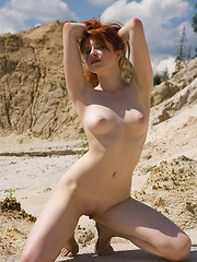 Freckles - Erotic and nude pussy pics at GirlSoftcore.com