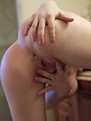 Join beautiful blonde Skylar Green as she uses her magical fingers for a hot wild exploration of her bald juicy pussy - Erotic and nude pussy pics at GirlSoftcore.com