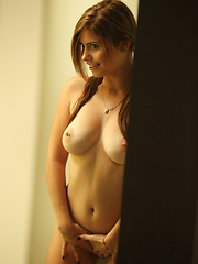 Wall Mirror - Erotic and nude pussy pics at GirlSoftcore.com