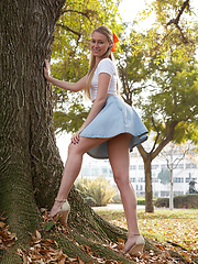 Kerstin Dorsia West End Girls - Erotic and nude pussy pics at GirlSoftcore.com