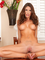 August Ames is the angel of your dreams as she finger fucks her tight asshole - Erotic and nude pussy pics at GirlSoftcore.com