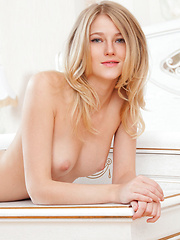 Mila I - HISABE - Erotic and nude pussy pics at GirlSoftcore.com