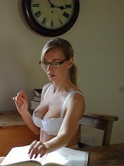 Teaching You Something - Erotic and nude pussy pics at GirlSoftcore.com