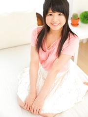 Innocent japanese teen Yuki Shiina shows nude body - Erotic and nude pussy pics at GirlSoftcore.com