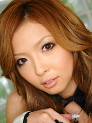 Naami Hasegawa stripping and fucking her fans - Erotic and nude pussy pics at GirlSoftcore.com