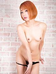 Sweet Japanese Chie Kobayashi erotic pics - Erotic and nude pussy pics at GirlSoftcore.com