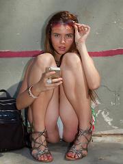 Marina Visconti Russian Selfies - Erotic and nude pussy pics at GirlSoftcore.com