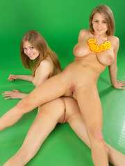 Sweet lesbians settle their misunderstandings in a sexy language they both understand as they lick some sweet pussy. - Erotic and nude pussy pics at GirlSoftcore.com